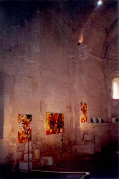 Expo chapelle loupian 2000 001