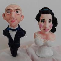Sculptures mariage