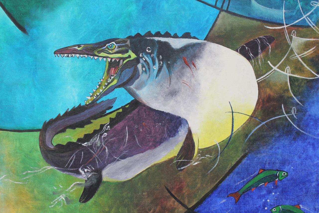 Monstres marins préhistoriques I